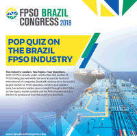What makes Brazil the largest market in the FPSO industry?