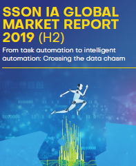 SSON IA Global Market Report: From task automation to intelligent automation: Crossing the data chasm