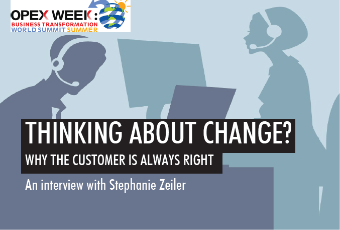Change Management - Stephanie Zeiler