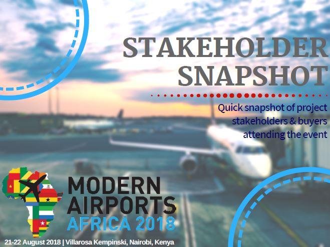 Modern Airports Africa: Stakeholder Snapshot