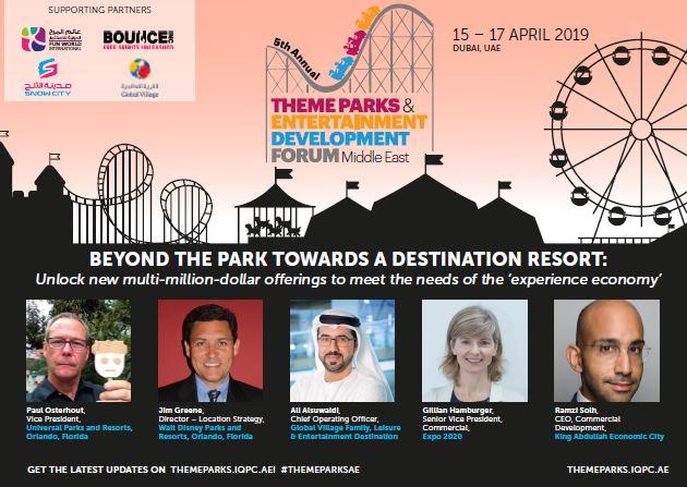 Brochure: 5th Annual Theme Parks & Entertainment Development Forum Middle East