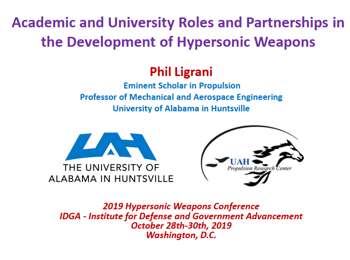 Creating DoD and Academic Partnerships to Align Research Discoveries