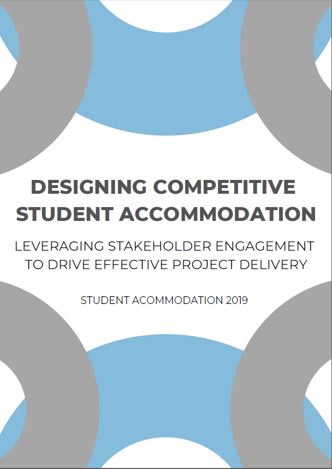 Designing Competitive Student Accommodation: Leveraging Stakeholder Engagement to Drive Effective Project Delivery