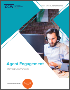 Special Report: Agent Engagement