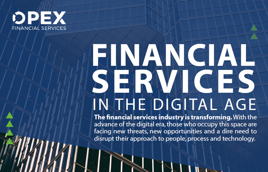 Financial Services in the Digital Age
