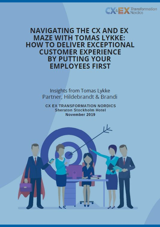 How to Deliver Exceptional Customer Experience By Putting Your Employees First