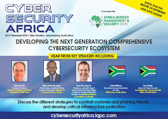 Brochure: Cyber Security Africa
