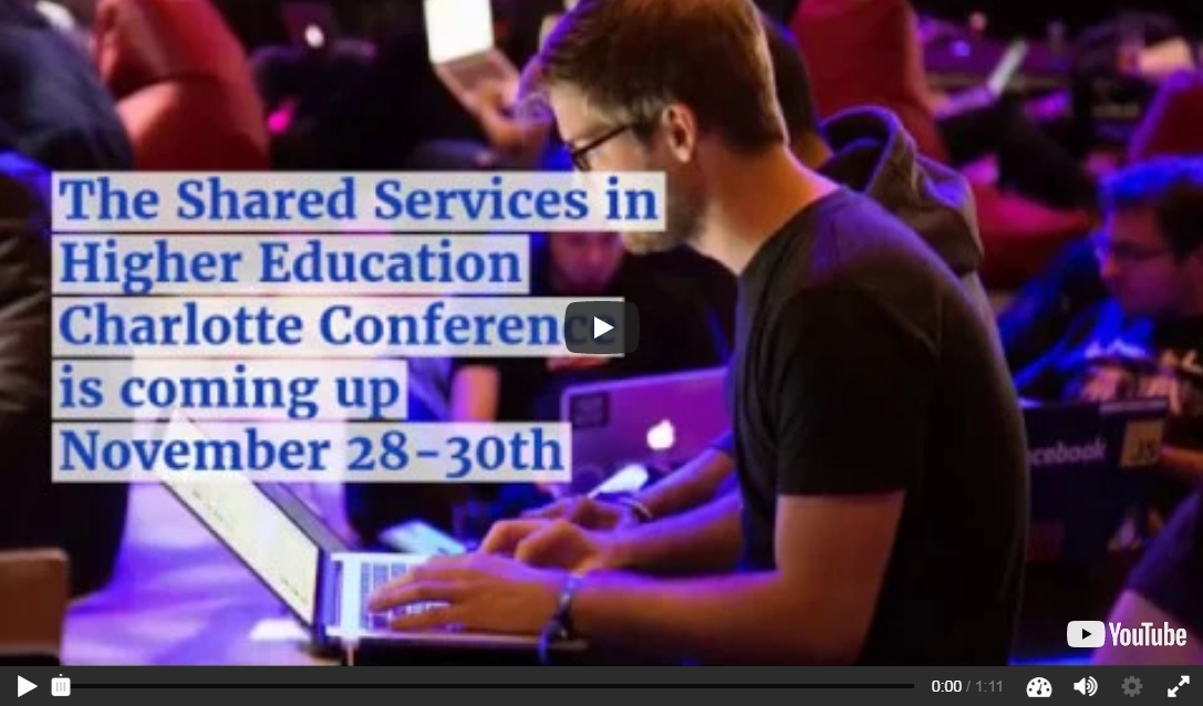 7 Essentials for Shared Services Success: Higher Ed Edition