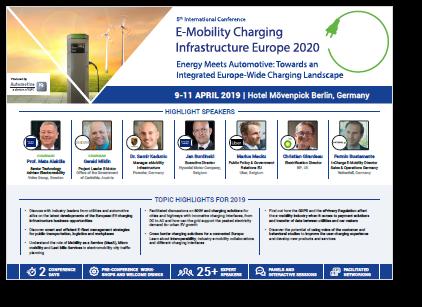 Partner Content: E-Mobility Conference Agenda