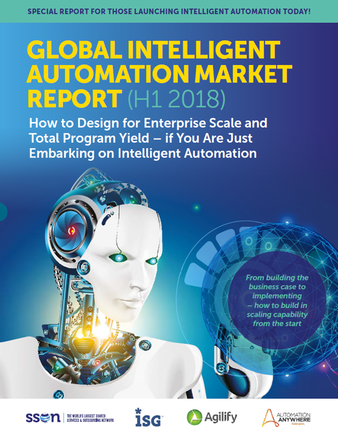 Global Intelligent Automation Market Report (H1 2018)