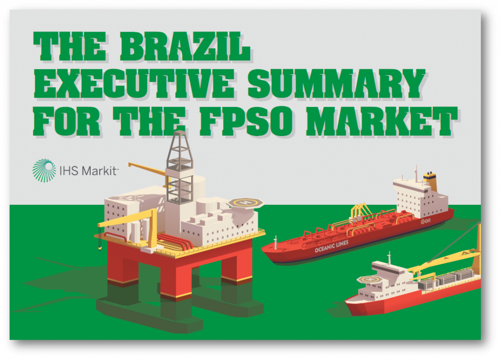 The IHS Markit Brazil FPSO Report