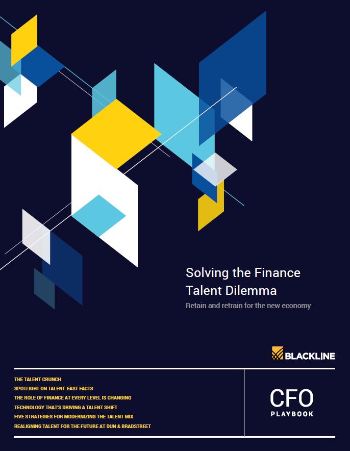CFO Playbook:  Solving the Finance Talent Dilemma