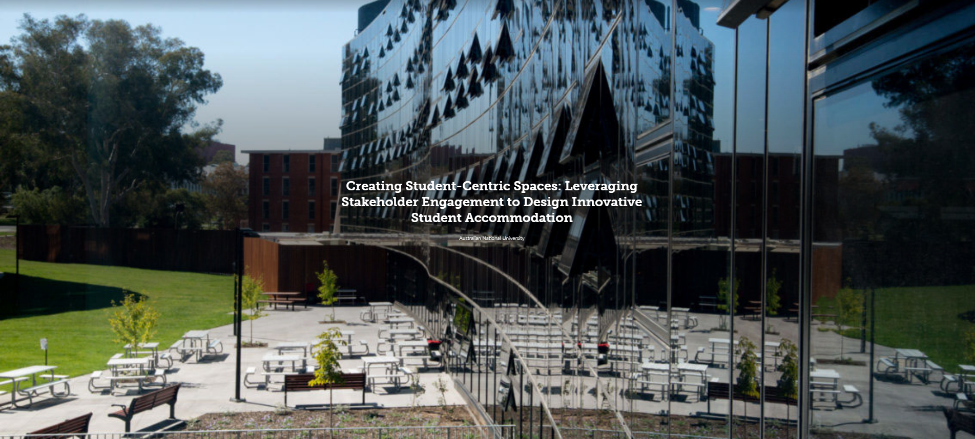 Creating Student-Centric Spaces: Leveraging Stakeholder Engagement Engagement to Design Innovative Student Accommodation