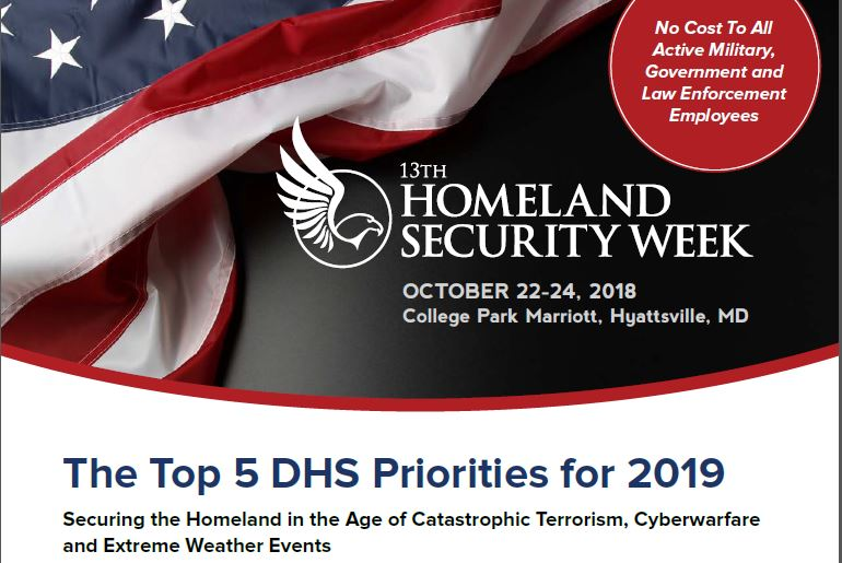 The Top 5 DHS Priorities for 2019