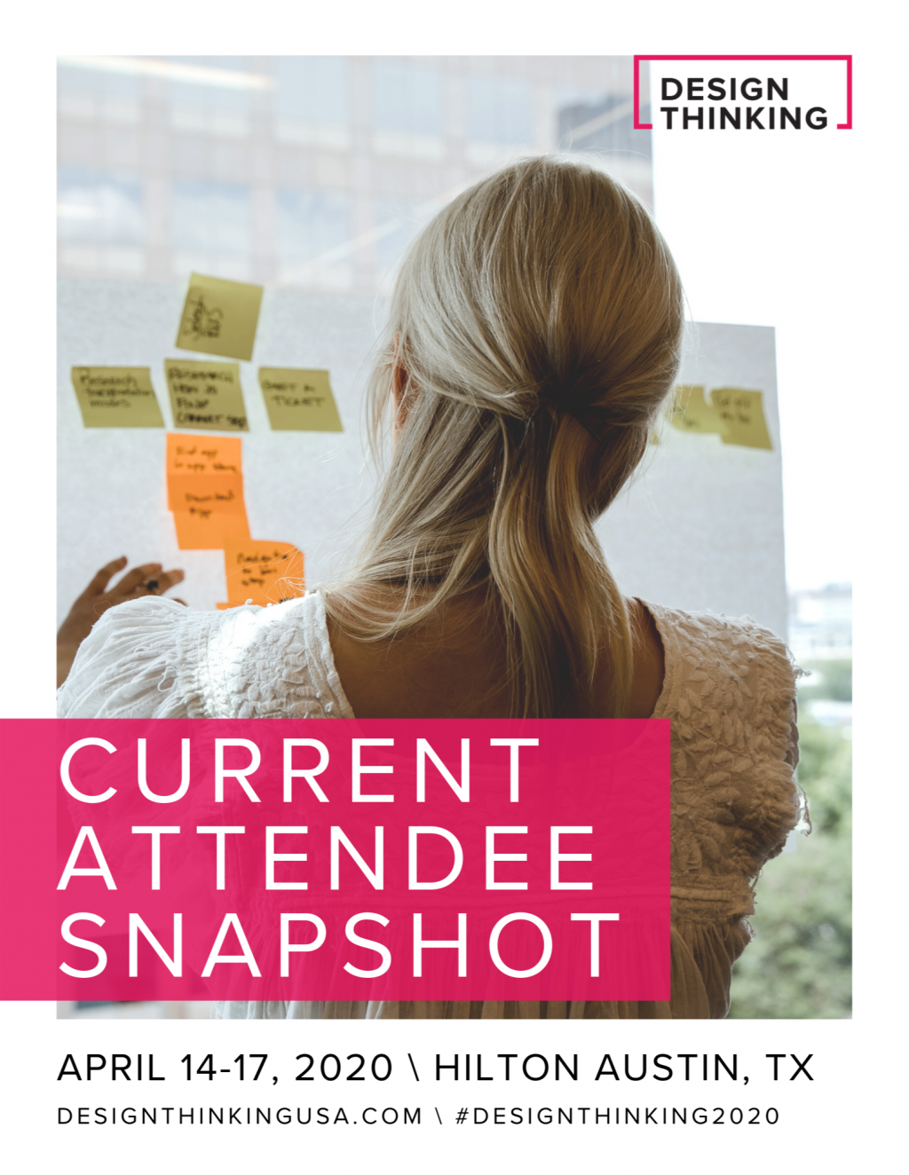Design Thinking 2020 Current Attendee Snapshot