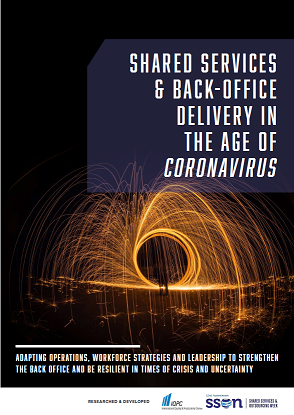 Shared Services & Back Office Transformation in the age of COVID-19 - Sample Report