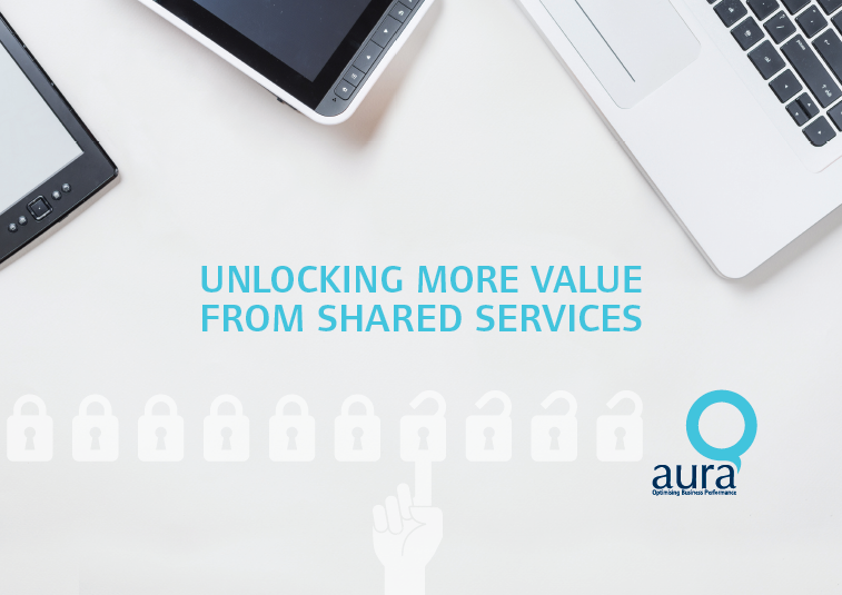 Unlocking More Value From Shared Services: A Report On Driving Process Transformation Through Technology