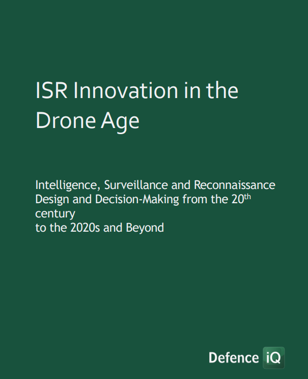 ISR Innovation in the Drone Age