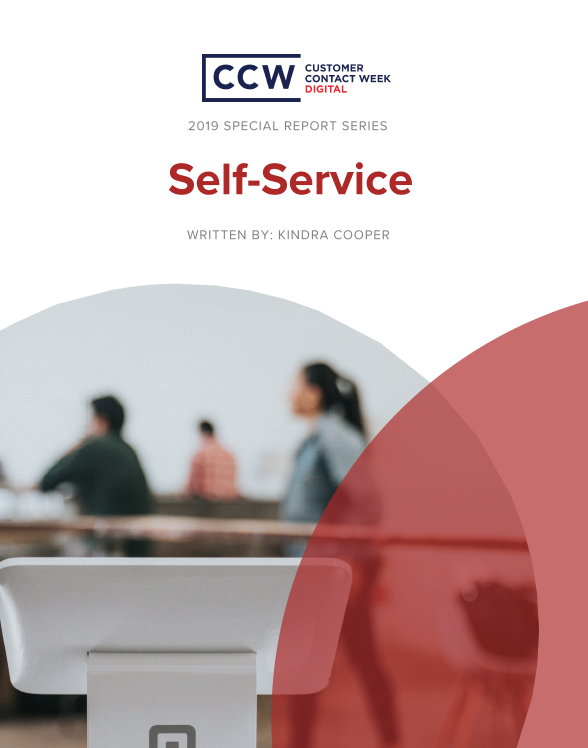 Self Service: State of the Industry Report