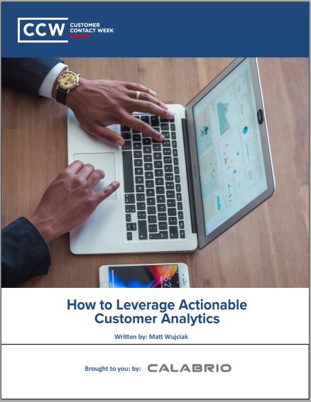 How-to Guide: How To Leverage Actionable Customer Analytics