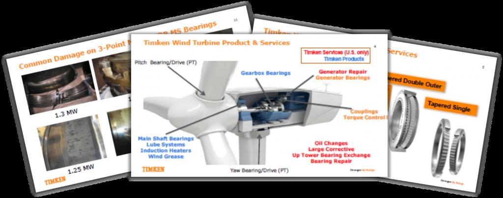 Timken Presentation on Tapered Double Inner (TDI) Mainshaft Bearing