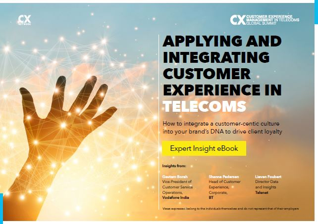 Applying and Integrating Customer Experience in Telecoms