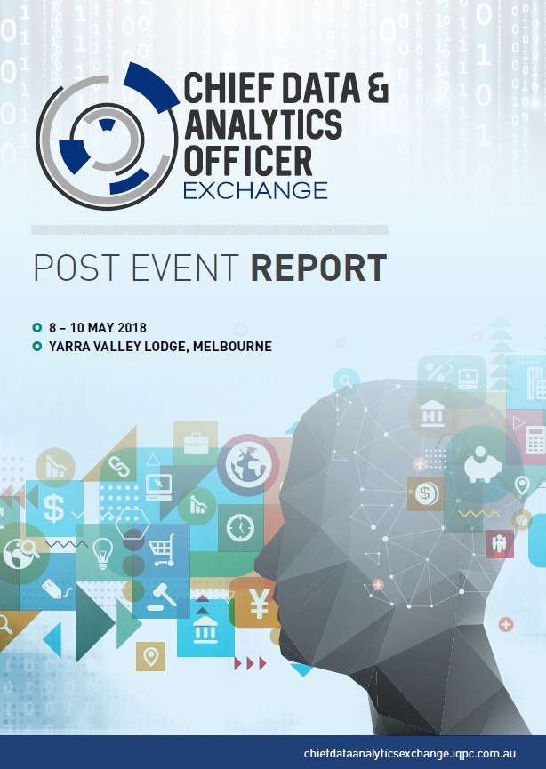 Chief Data & Analytics Officer Exchange 2018 Post Event Report