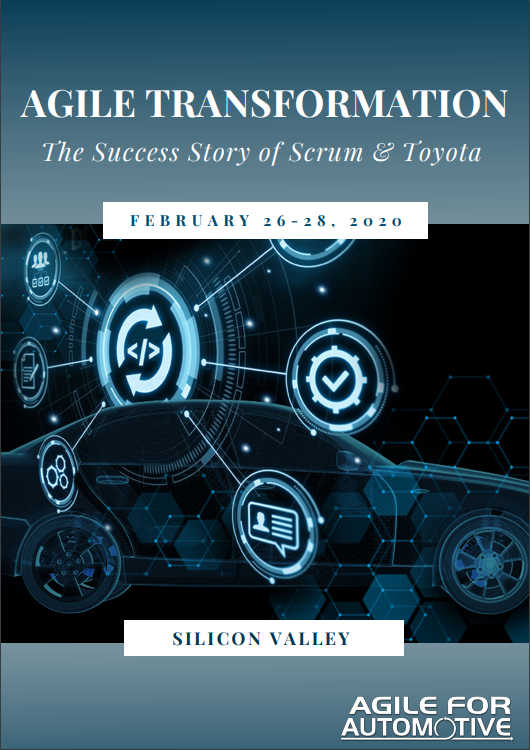 Agile Transformation Spotlight: The Success Story of Scrum & Toyota