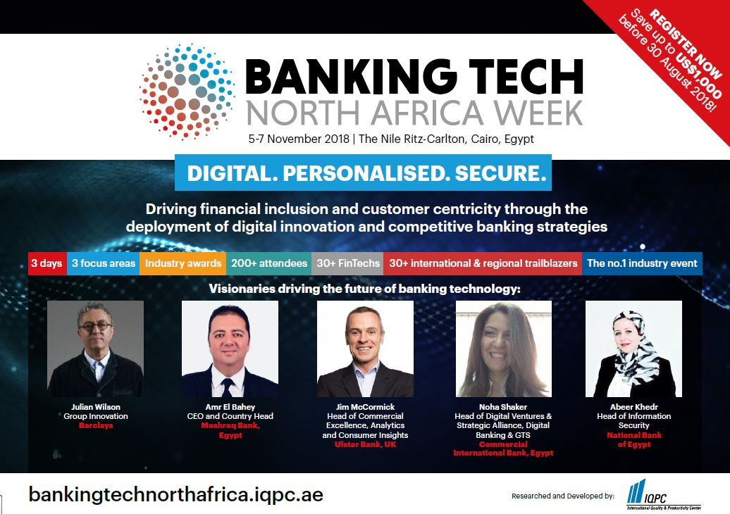 Banking Tech North Africa Week Brochure