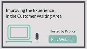 Improving the Experience in the Customer Waiting Area