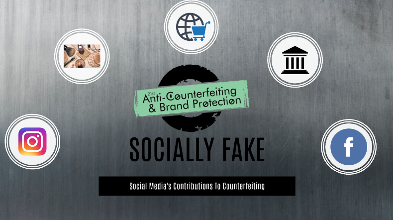 Socially Fake: Social Media's Impacts on the Counterfeiting Industry
