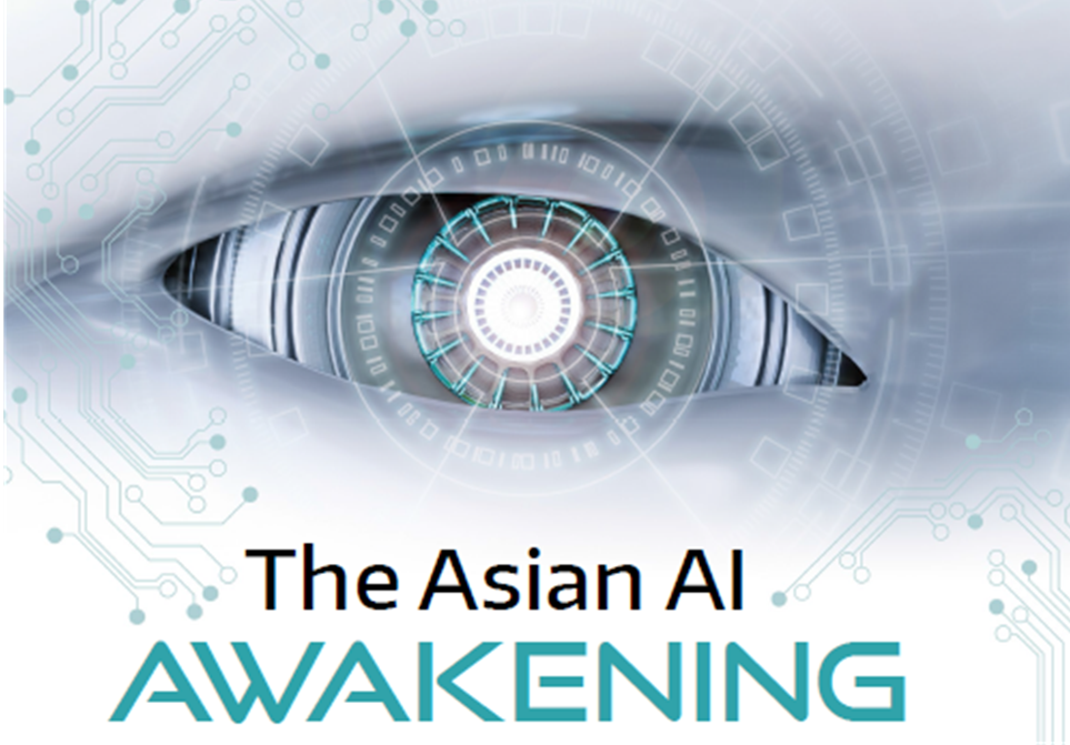 The Asian AI Awakening