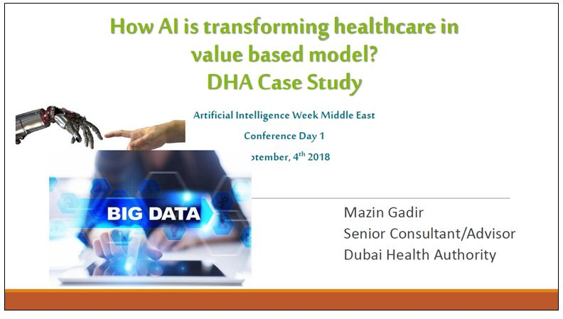 Case Study: How AI is transforming healthcare in value-based model?