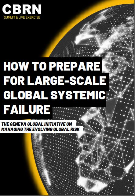 How to prepare for large-scale global systemic failure: Insights from the Geneva Global Initiative