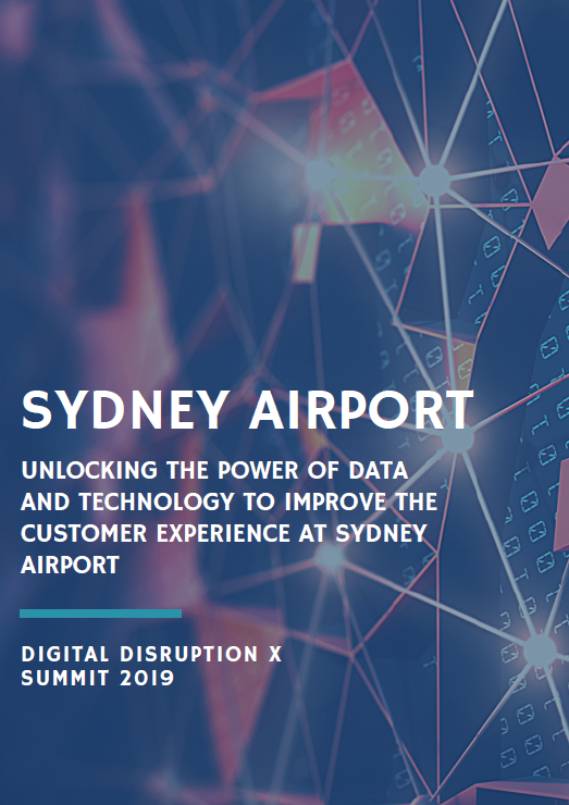 Unlocking the Power of Data and Technology to Improve the Customer Experience at Sydney Airport
