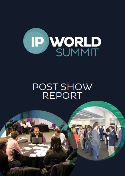 The IP World Summit Post Show Report
