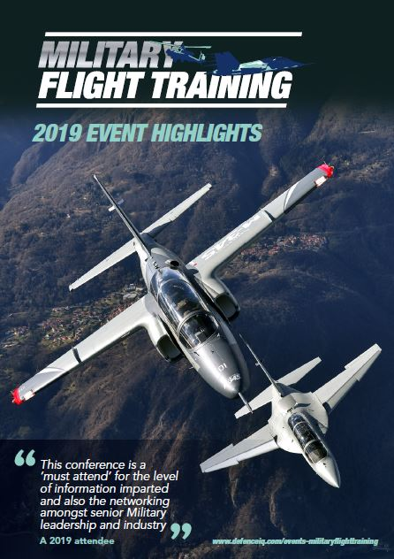 Military Flight Training 2019 post event report