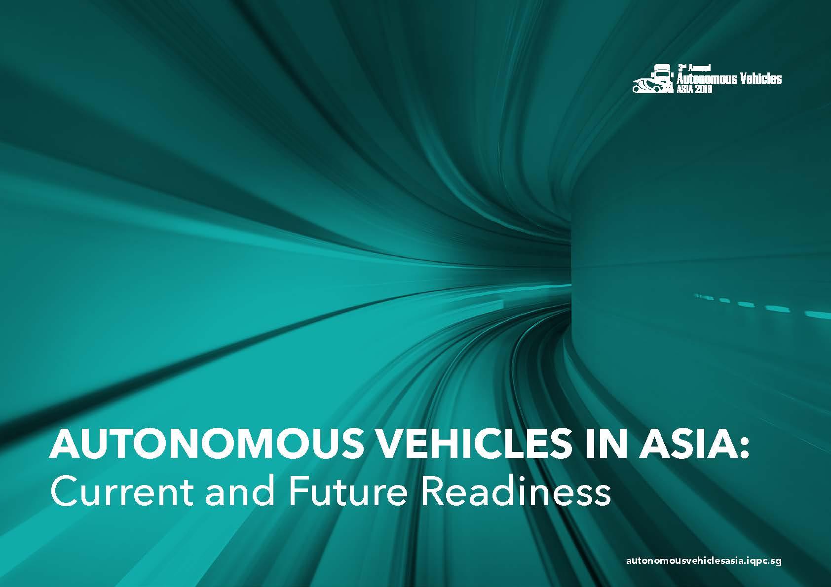AUTONOMOUS VEHICLES IN ASIA: Current and Future Readiness spex