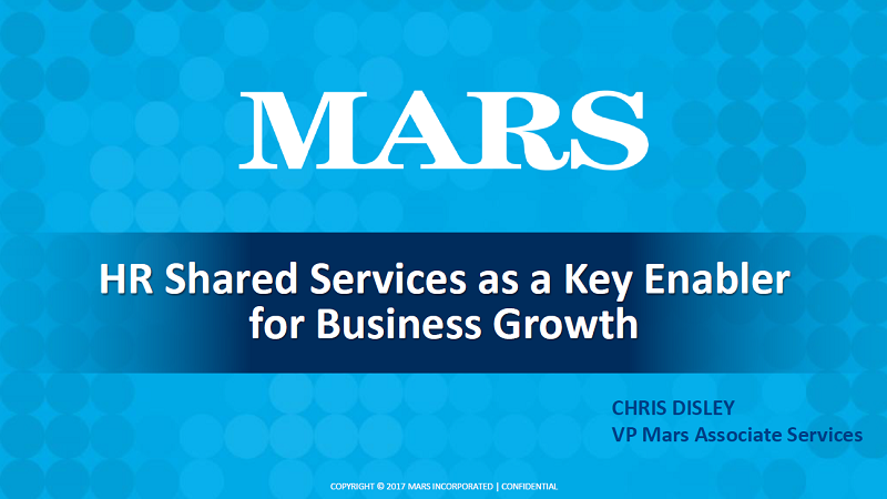 HR Shared Services as a Key Enabler for Business Growth