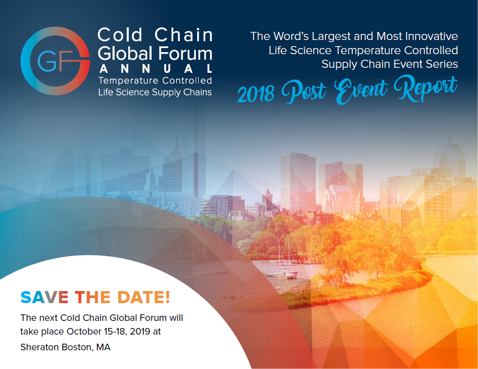 Cold Chain Global Forum Post Show Report