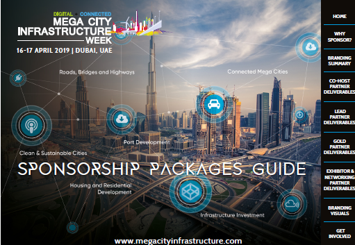 Sponsorship & exhibition packages guide