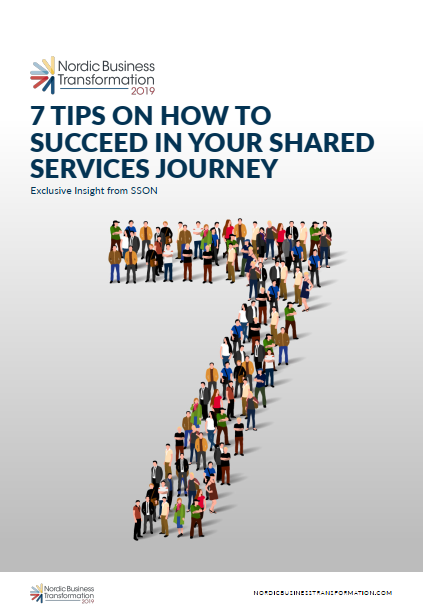 7 Tips on How to Succeed in Your Shared Services Journey