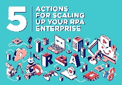 5 Actions To Scaling Up Your RPA Enterprise