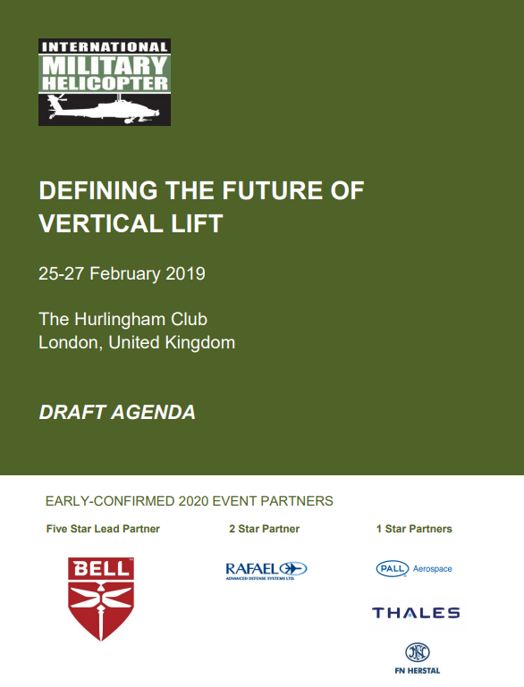 Download the 2020 Draft Agenda