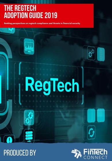 The Regtech Adoption Guide 2019