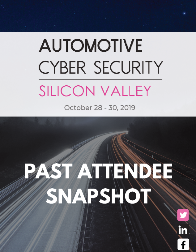 Automotive Cybersecurity SV - Past Attendee Snapshot