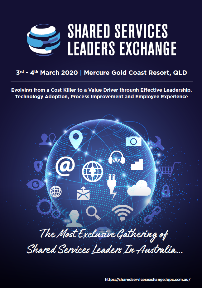Shared Services Leaders Exchange 2020 Brochure