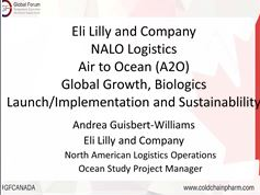 EXCLUSIVE CASE STUDY: Eli Lilly Update – Air to Ocean Project