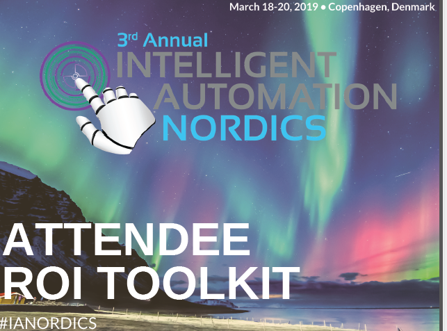 Intelligent Automation Nordics - ROI Toolkit