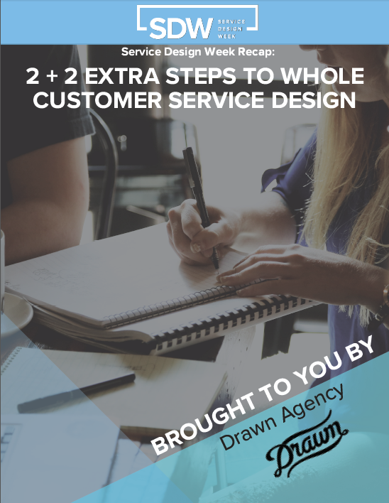 2+2 Extra Steps To Whole Customer Service Design